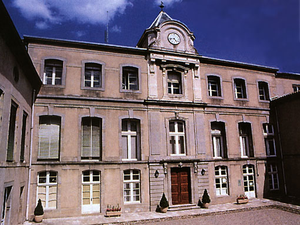 photo de la préfecture de Carcassonne