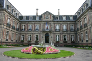 photo de la préfecture de Colmar