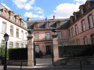 photo de la préfecture de Rodez